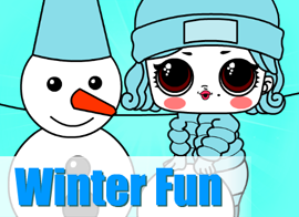 Popsy Surprise Winter Fun